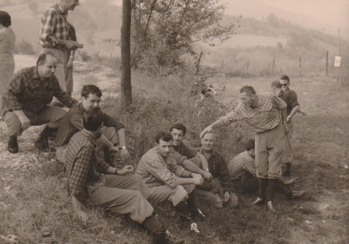 11 - - 1964 TEOLO ROCCA PENDICE