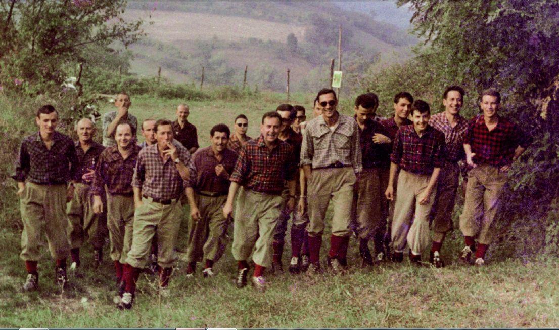 7  - 1964 GAM ROCCA PENDICE