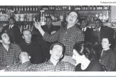23 - 1967 DOPO CONCERTO ORGANIZZ. DAL CAI DI ESTE