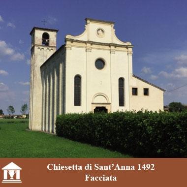 4-  CHIESETTA DI SANT' ANNA
