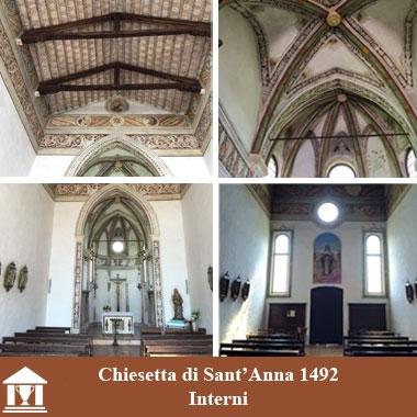 6 -  INTERNO CHIESA DI SANT' ANNA