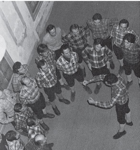 29 -1979 VILLA CONTARINI PIAZZOLA CON CORO SOLDANELLA E CORO I CRODAIOLI