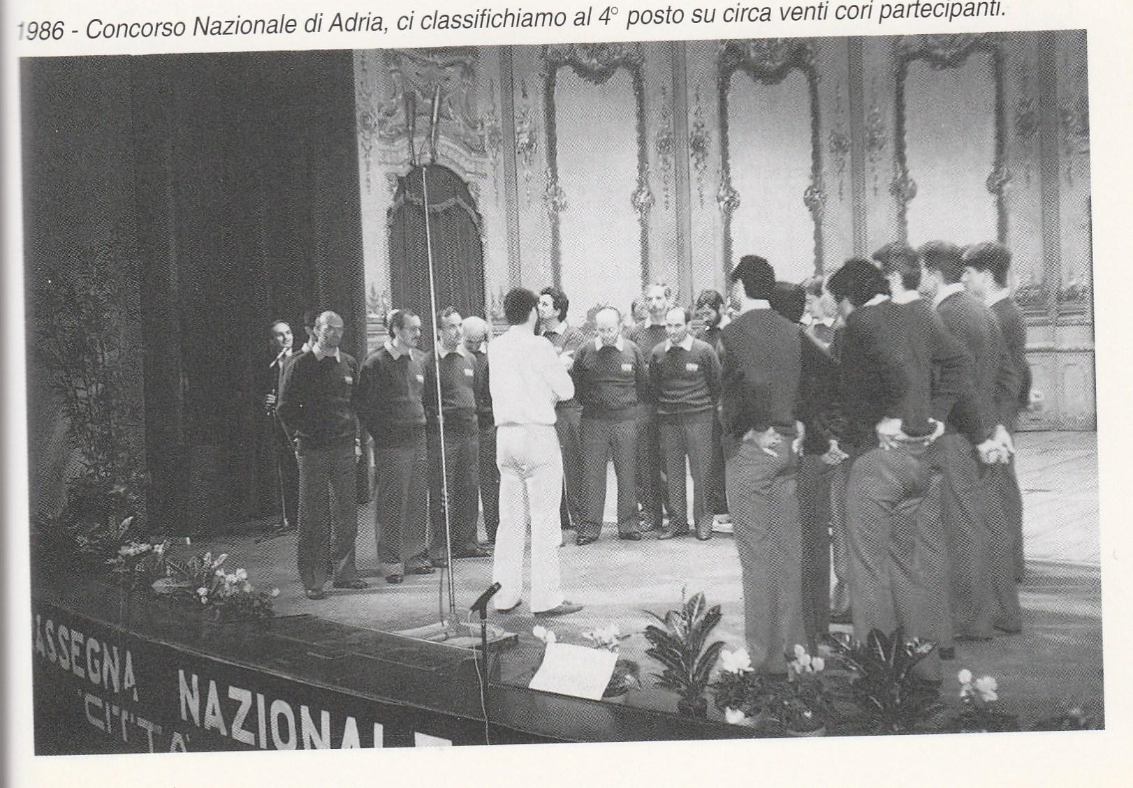 31 -1986 CONCORSO NAZIONALE ADRIA 4° CLASSIFICATO01