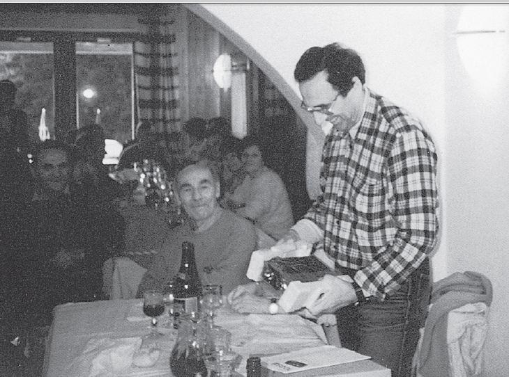 33 -1993 CON GIANNI BALDO GITA SOCIALE AL CANT DEL GAL