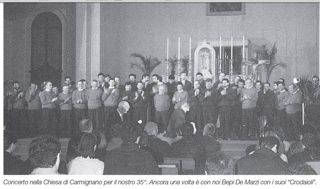 36 - 1994 35° DEL CORO